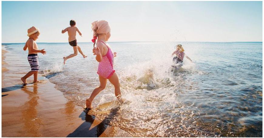 Lasten aurinkorasvat – Näin suojaat lapset auringolta