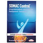 SOMAC CONTROL 20 MG OHUTSUOLESSA HAJOAVA TABLETTI TASKUPAKKAUS 14 fol