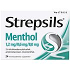 STREPSILS MENTHOL IMESKELYTABLETTI 24 fol