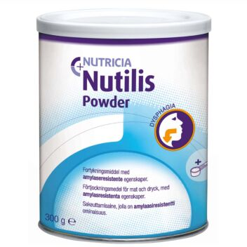 NUTILIS POWDER SAKEUTTAMISJAUHE 300 G