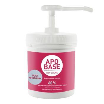 APOBASE OILY CREME 60% PUMPPUPULLO 900 G