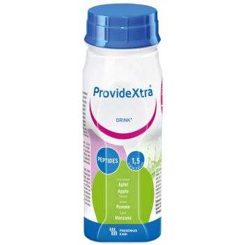 PROVIDEXTRA DRINK NESTE, TÄYDENNYSRAVINTOVALMISTE OMENA 4 X 200 ML
