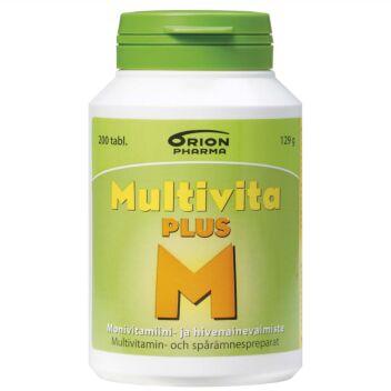 MULTIVITA PLUS TABL 200 KPL