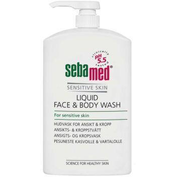 SEBAMED LIQUID FACE & BODY WASH PUMPPUPULLO 1000 ML