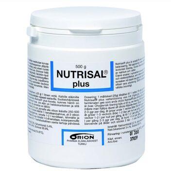 NUTRISAL PLUS VET JAUHE 500 G