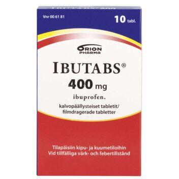 IBUTABS TABLETTI 400MG