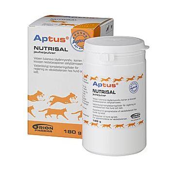 APTUS NUTRISAL JAUHE KOIRALLE/KISSALLE 180 G