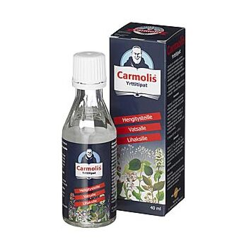 CARMOLIS YRTTITIPAT 40 ML