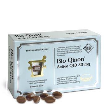 BIO-QINON ACTIVE Q10 30MG KAPS 150 KPL