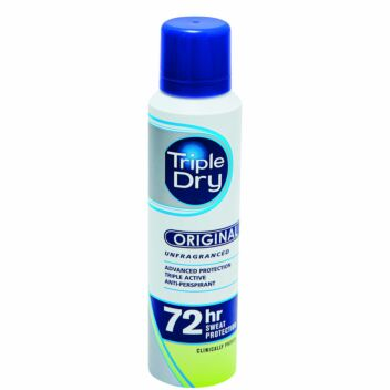 TRIPLE DRY SPRAY 150 ML