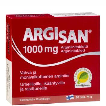 ARGISAN TABL 60 KPL