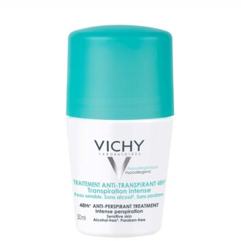 VICHY DEO 48H ANTIPERSPIRANT TREATMENT ROLL-ON INTENSE PERSPIRATION 50 ML