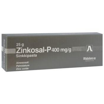 ZINKOSAL-P SINKKIPASTA 25 G
