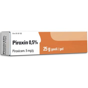 PIROXIN GEELI 0,5%