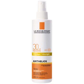 LA ROCHE-POSAY ANTHELIOS ULTRA-LIGHT SPRAY SPF30 200 ML