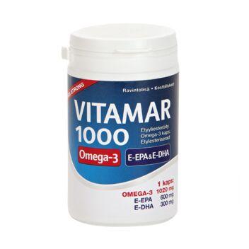 VITAMAR 1000 KAPS 100 KPL