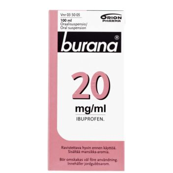 BURANA ORAALISUSPENSIO 20MG/ML