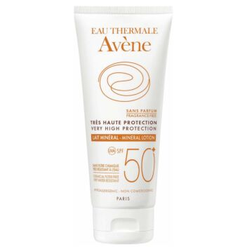 AVENE SUN MINERAL LOTION SPF50+ 100 ML
