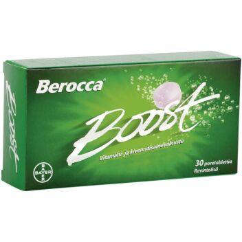 BEROCCA BOOST PORETABL 30 KPL