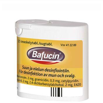BAFUCIN IMESKELYTABLETTI