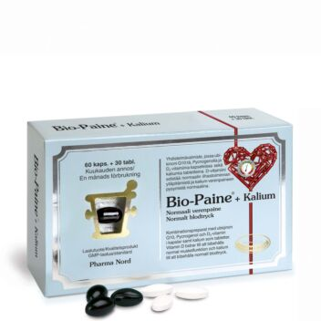 BIO-PAINE + KALIUM KAPS+TABL 60+30 KPL