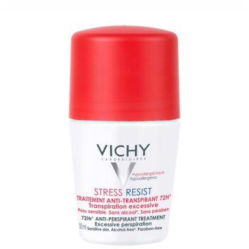 VICHY DEO 72H STRESS RESIST ANTIPERSPIRANT ROLL-ON 50 ML
