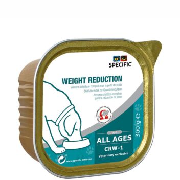 SPECIFIC CRW-1 WEIGHT REDUCTION KOIRALLE 6X300 G
