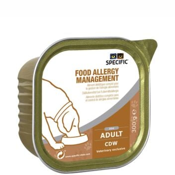 SPECIFIC CDW FOOD ALLERGY MANAGEMENT KOIRALLE 6X300 G
