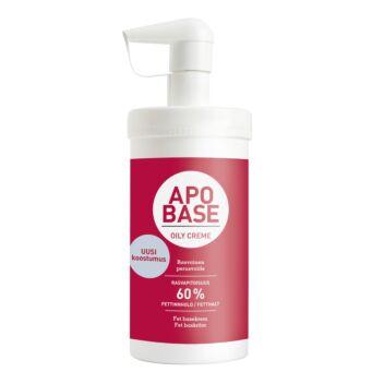 APOBASE OILY CREME 60% PUMPPUPULLO 435 G