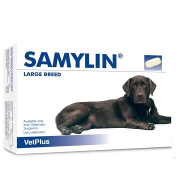 SAMYLIN LARGE VET TABL 30 KPL