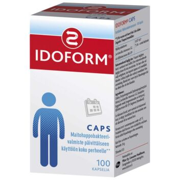 IDOFORM CAPS KAPS 100 KPL