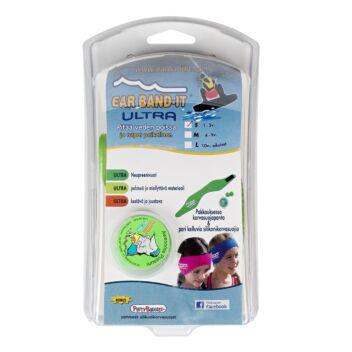 EAR BAND-IT ULTRA S 1-3 V. NEON GREEN PANTA+TULPAT 1 KPL