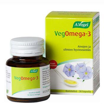 VEGOMEGA-3 KAPS 30 KPL