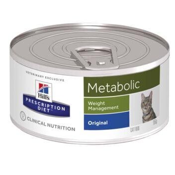 HILLS FELINE METABOLIC PRESCRIPTION DIET 24X156 G