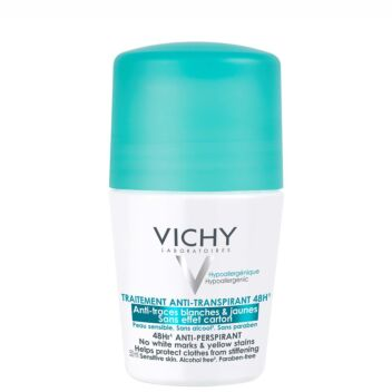 VICHY DEO 48H ANTIPERSPIRANT ANTI-TRACE ROLL-ON 50 ML