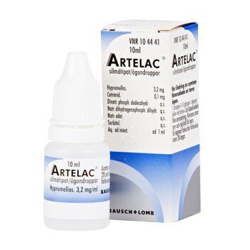 ARTELAC 3,2 MG/ML SILMÄTIPAT 10 ml