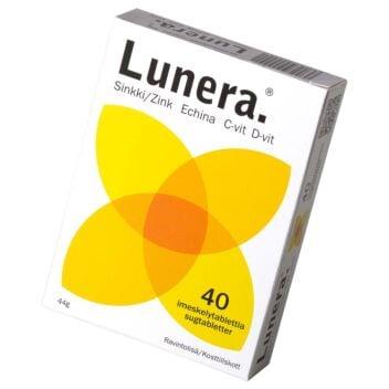 LUNERA TABL 40 KPL