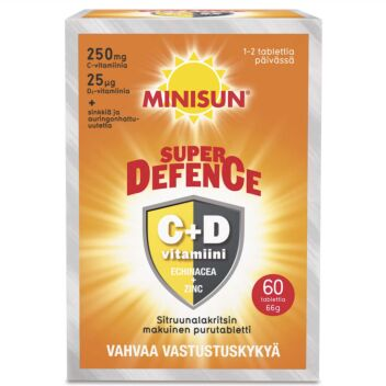 MINISUN SUPER DEFENCE PURUTABL 60 KPL