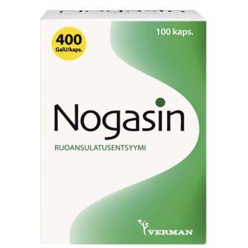 NOGASIN KAPS 100 KPL