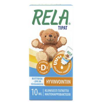 RELA TIPAT+D3 10 ML