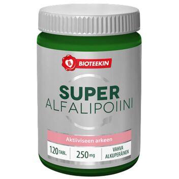 BIOTEEKIN SUPER ALFALIPOIINI TABL 120 KPL