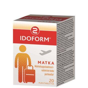 IDOFORM MATKA PURUTABL 20 KPL
