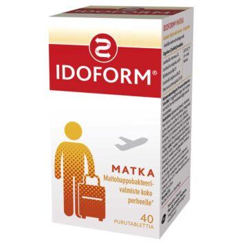 IDOFORM MATKA PURUTABL 40 KPL