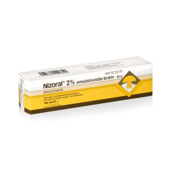 NIZORAL 2 % EMULSIOVOIDE 30 g