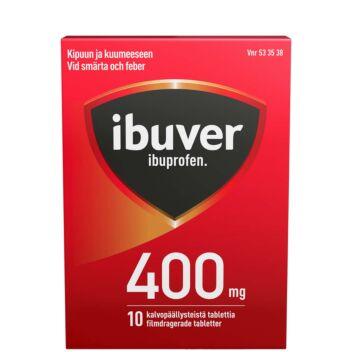 IBUVER TABLETTI 400MG