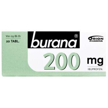 BURANA TABLETTI 200MG