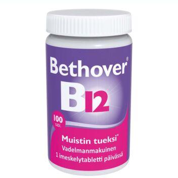 BETHOVER 1 MG B12-VITAMIINI TABL 100 KPL