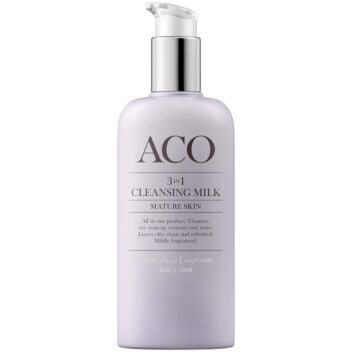 ACO FACE 3 IN 1 CLEANSING MILK 200 ML