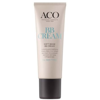 ACO FACE SOFT BEIGE BB CREAM HAJUSTEETON 50 ML