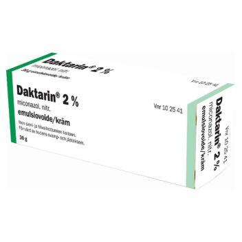DAKTARIN 2 % EMULSIOVOIDE 30 g